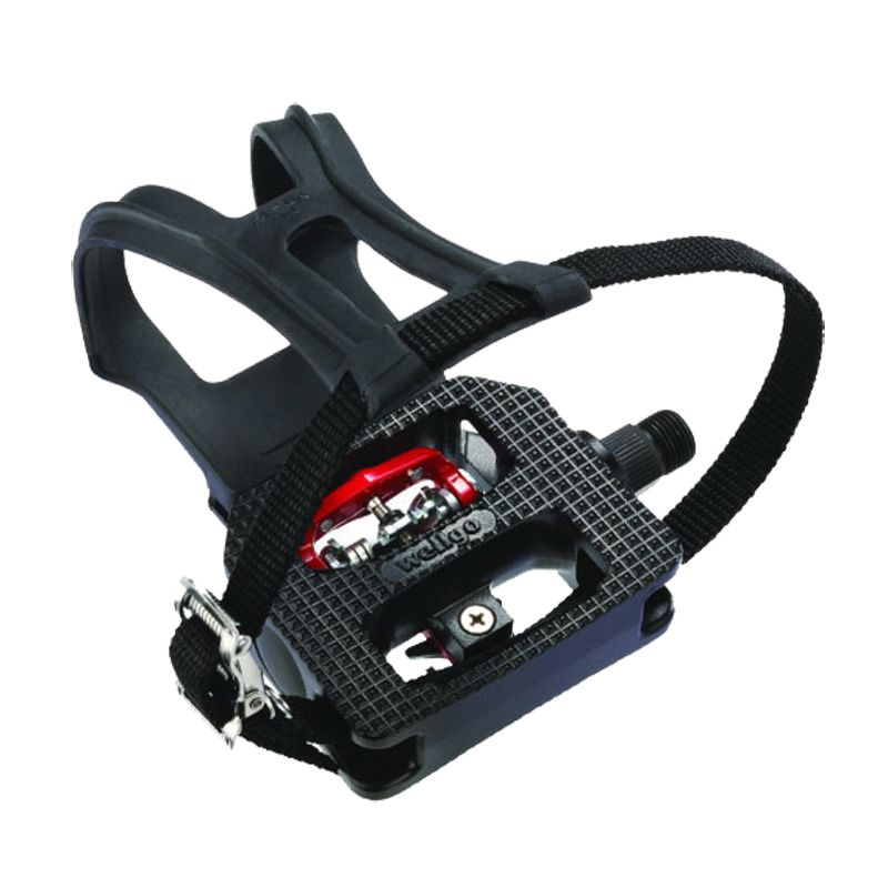 Exercise Bike Replacement Pedals: The Super-Strong Specially Made Indoor Cycling Pedal Has A