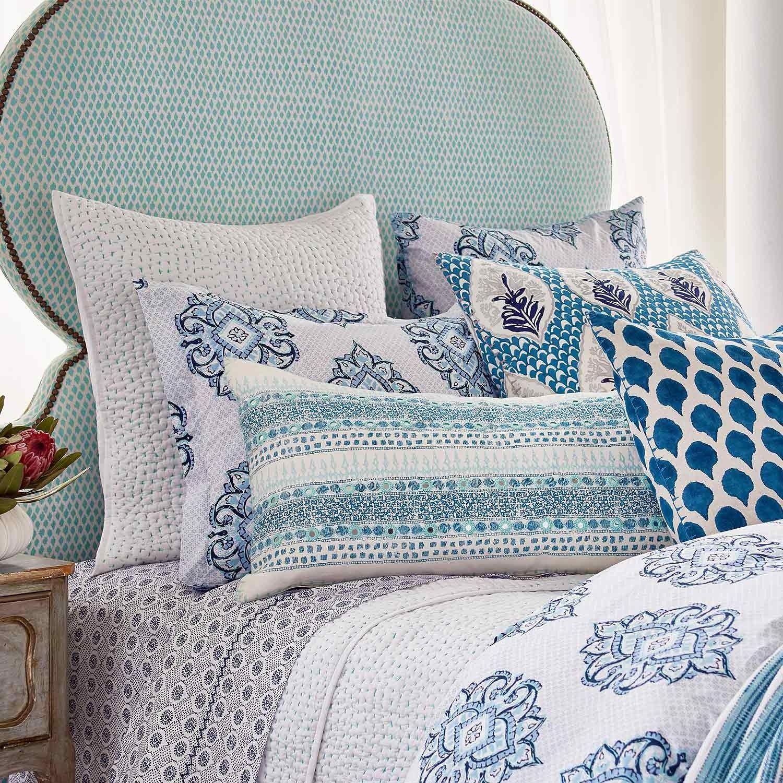 John Robshaw Textiles Dahara Bed Collection New John
