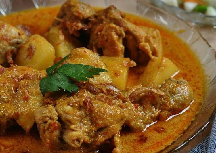 Resep Kare Ayam Oleh Hanhanny Resep Resep Resep Masakan Cina Makan Malam