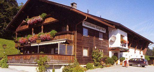 Kulinarium - Gasthaus Goglhof - Goglhof - Urlaub am Bauernhof in Fügen im Zillertal