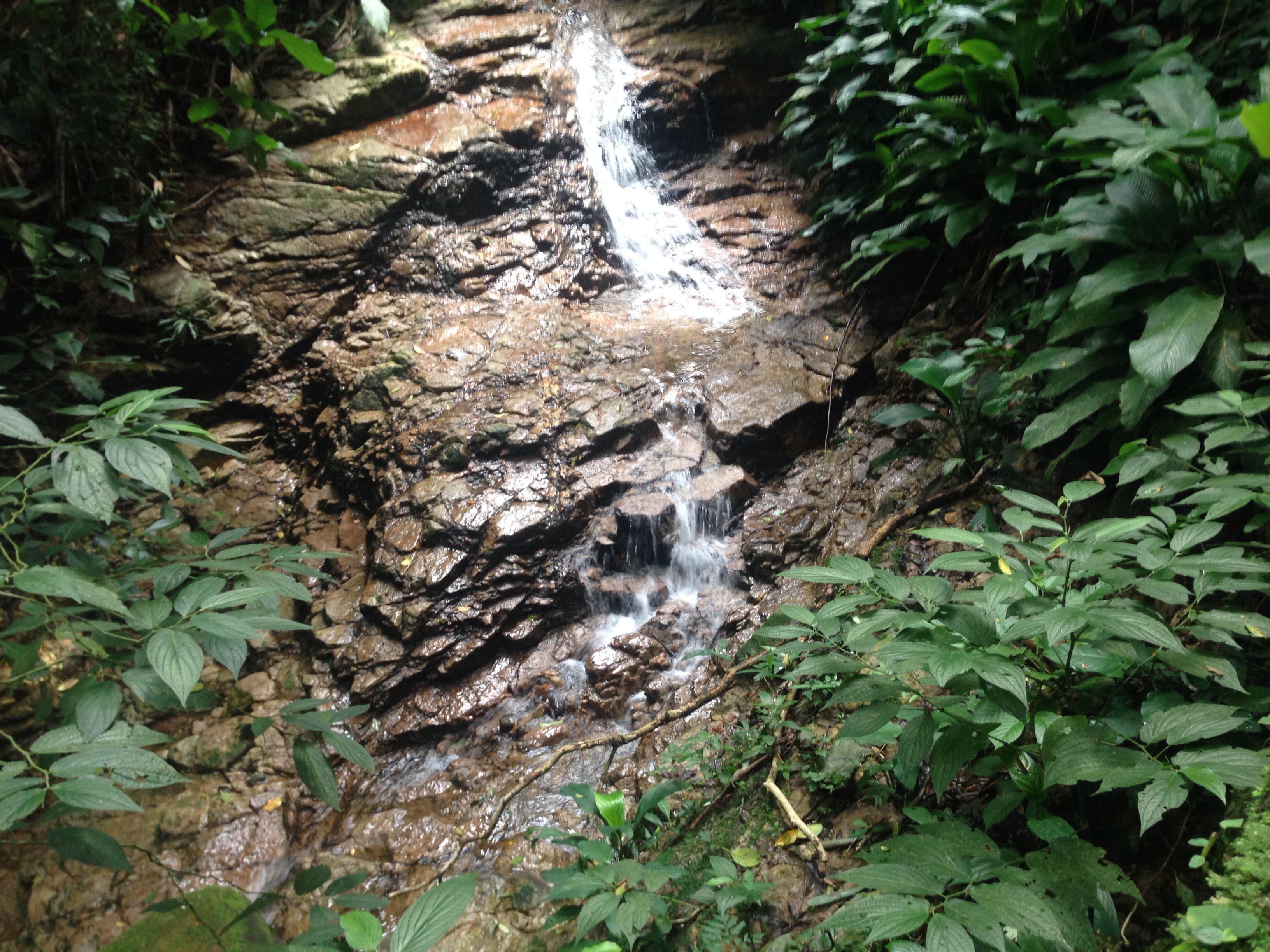 cachoeira dos esquilos