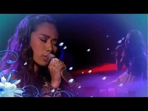 Jessica Sanchez - You Are So Beautiful [Studio Version with Lyrics]
