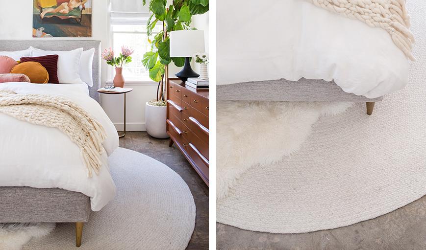 7 Key Pieces For Designing A Bedroom Parachute Blog Rug Under Bed Bedroom Inspirations Bedroom Design