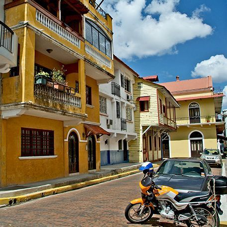 Casco Viejo Panama House Styles Mansions Panama
