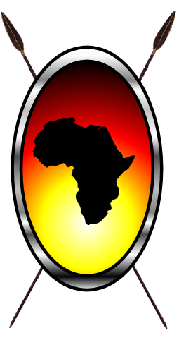 African Warrior Shield | Tattoo idea | Africa tattoos, Seal
