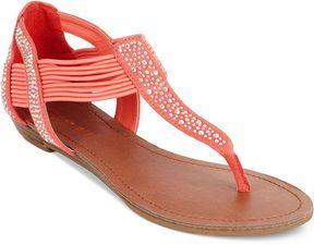 314439341 Madden-Girl Tonee Flat Thong Sandals