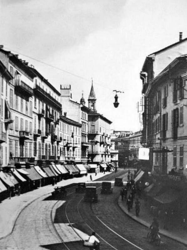 Via Torino - anni '20