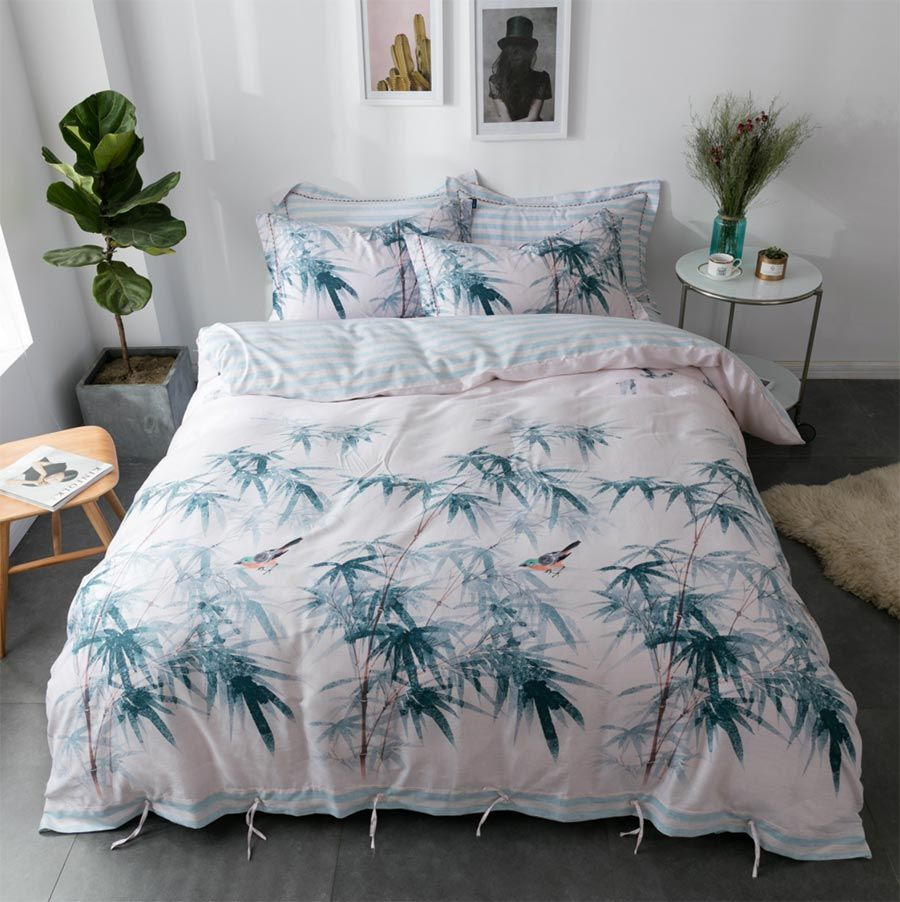 Asian dragon bamboo daybed cover