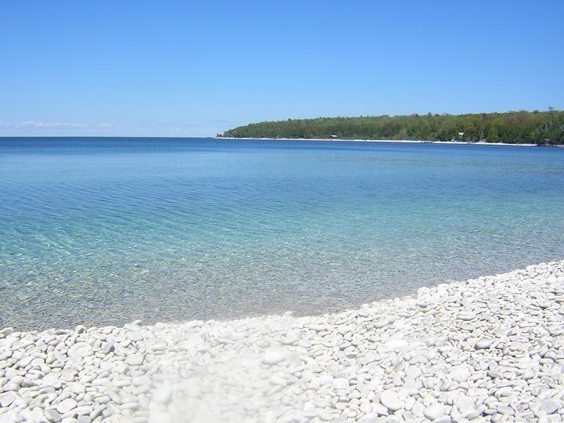 Schoolhouse Beach Door County Wi Road Trip Bucket List & Beach Door County | The best beaches in the world
