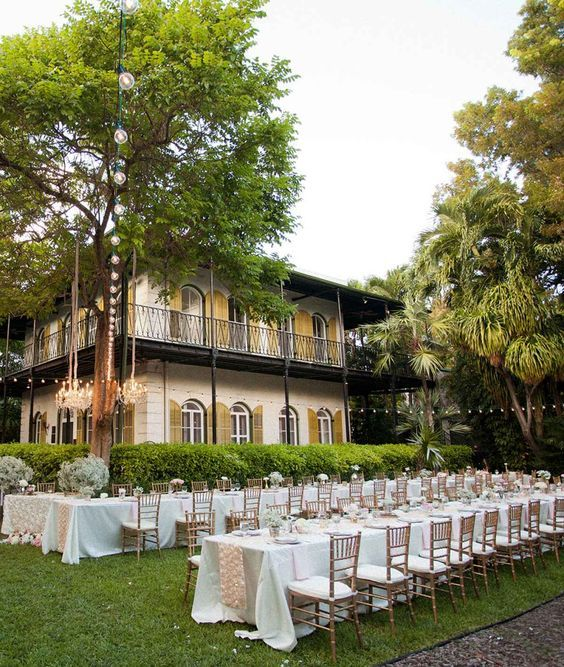 Ernest Hemingway Home and Museum, Key West, Photo by Kate