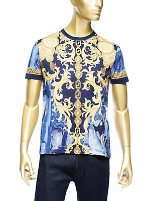versace t shirt womens blue Sale,up to 30% Discounts