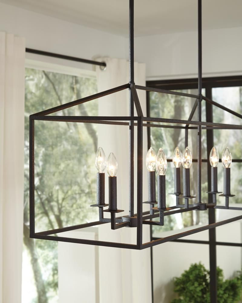 The Perryton Collection The transitional Perryton pendant