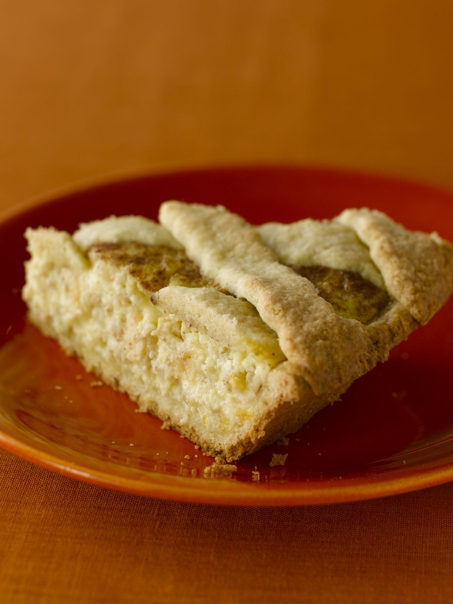 Neapolitan easter pie easter pie food processor recipes