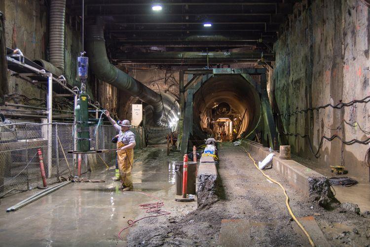 Downtown San Francisco Metro Construction Google Search