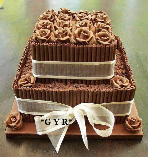 Nuevas tendencias en decoraci n de tortas tortas tortas - Nuevas tendencias en decoracion ...