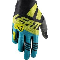 Photo of Leatt Gpx 2.5 X-Flow Lime Motocross Handschuhe Schwarz Grün L Leatt Brace