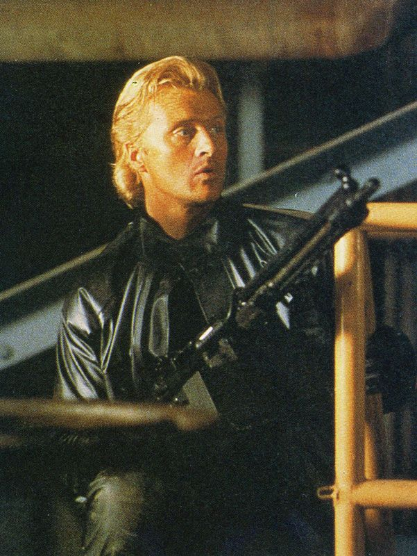 Rutger Hauer - Wanted:...