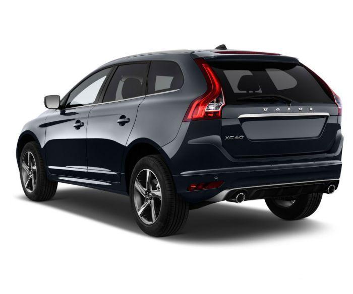 Volvo Xc60, Volvo Suv, Volvo