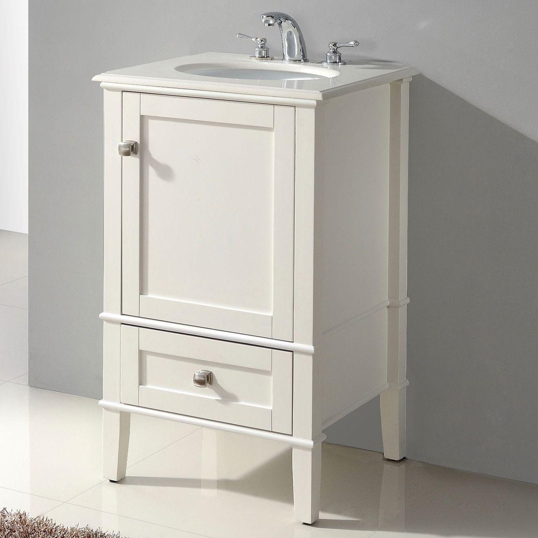 21 Inch Bathroom Vanity Sink