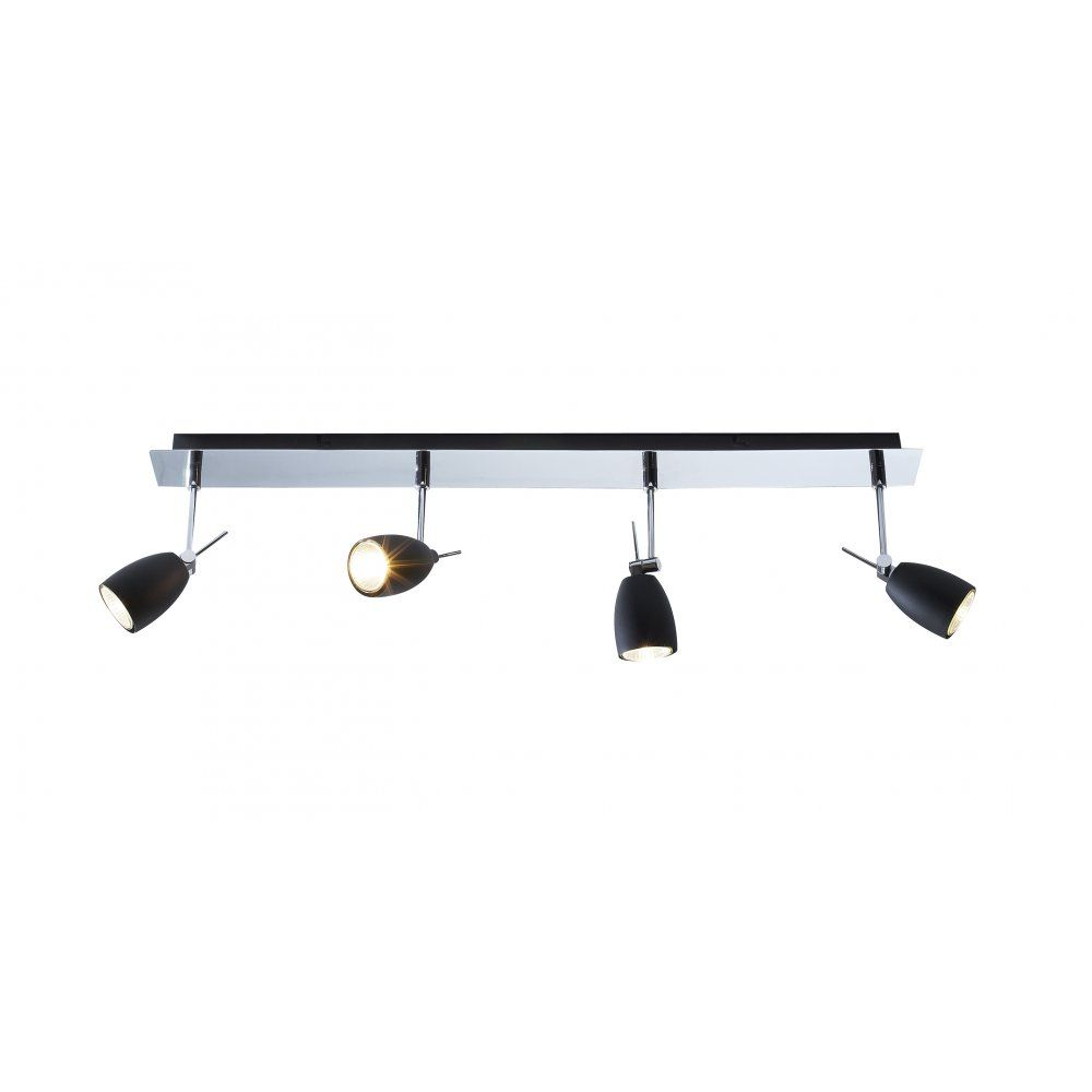 Dar Lighting EMP0450 Empire 4 Light Spot Bar | Lighting | Pinterest