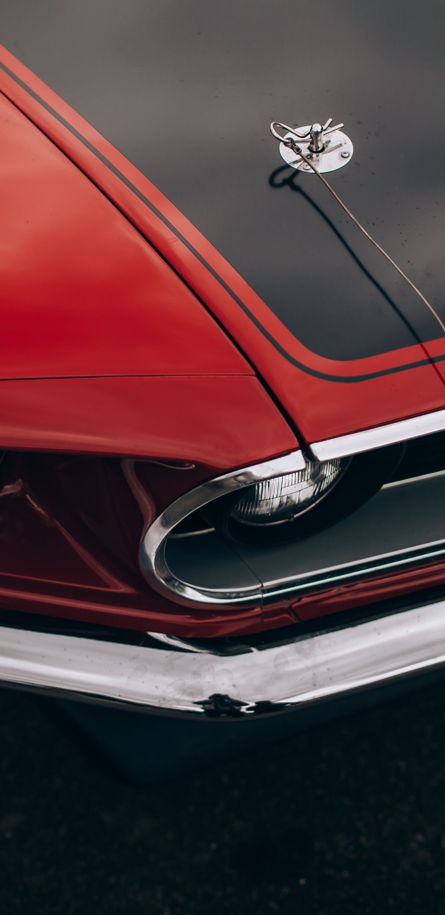 1440x2960 Headlight Car Red And Classic Wallpaper Classic Wallpaper Car Iphone Wallpaper Car