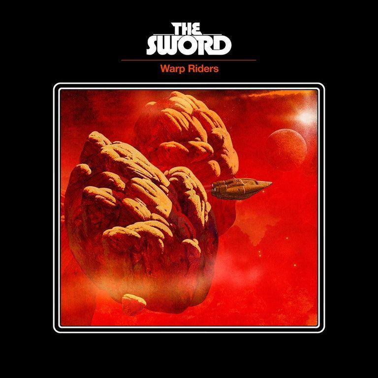 Album cover of The Sword's Warp Riders : RetroFuturism