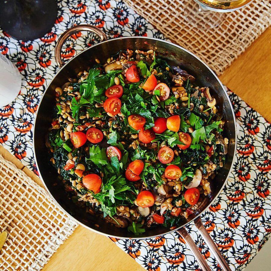 """Latham Thomas on Instagram """"Glow Foods RECIPE For Mother"""