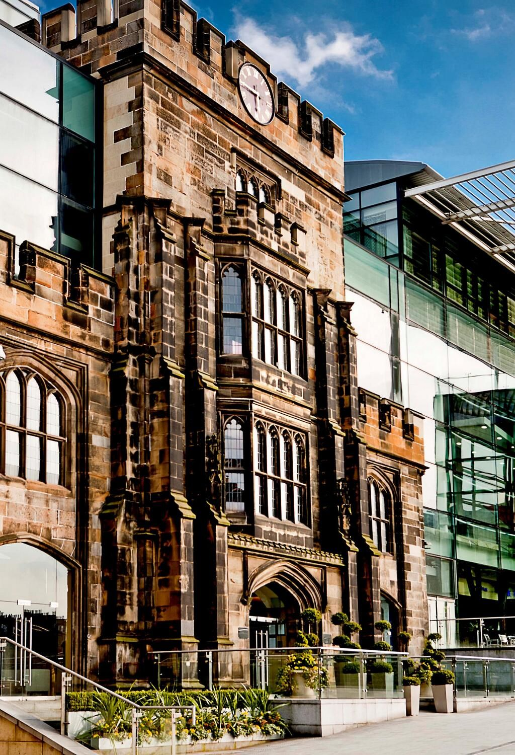 #ScotHotelsWeek @FreshwaterPR  @Welcome to Scotland The stunning @hotelglasshouse in Edinburgh pic.twitter.com/ITngwDD7wY