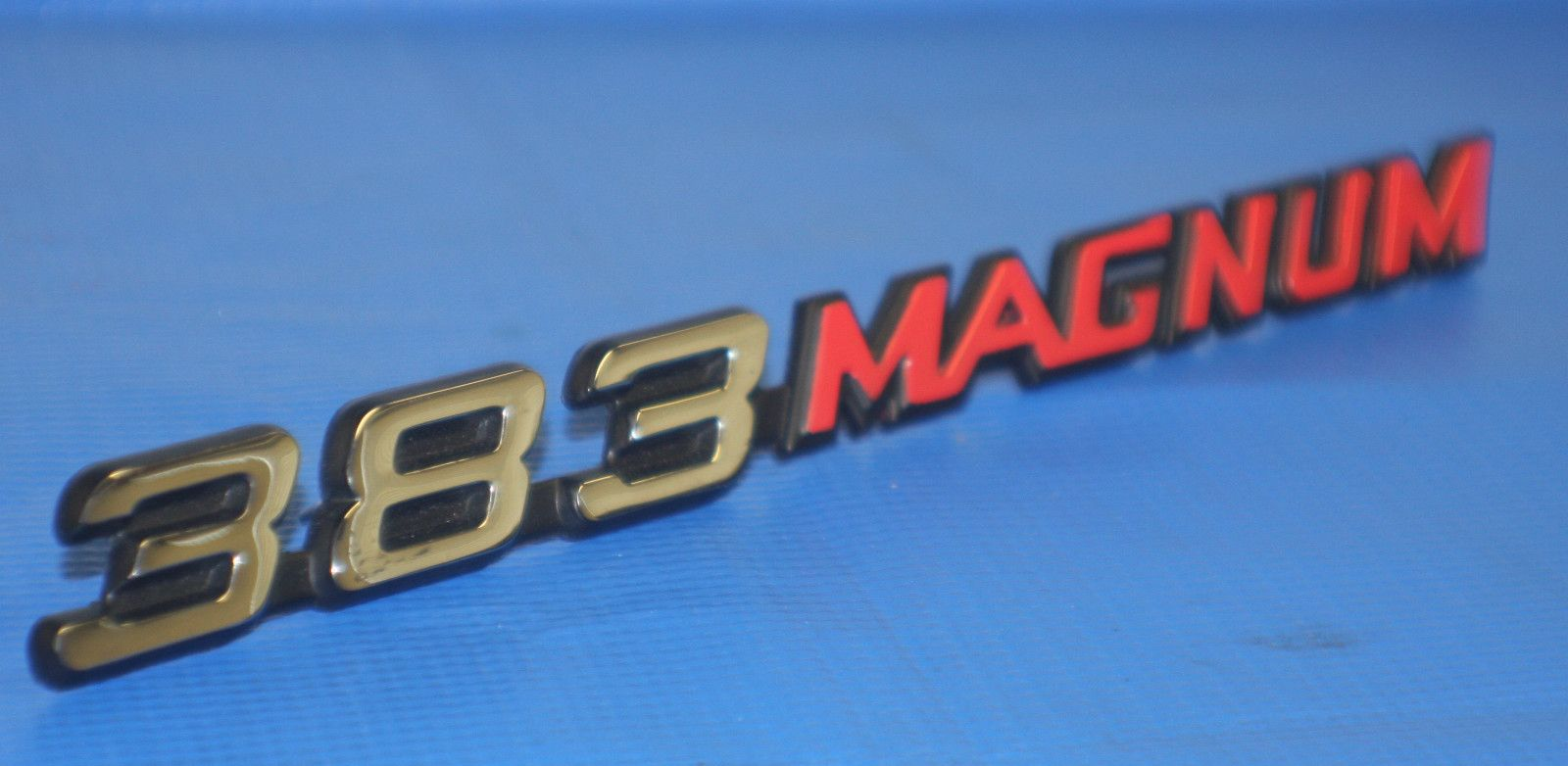 383 magnum emblem classic ids pinterest cars hot cars and mopar 383 magnum emblem publicscrutiny Image collections
