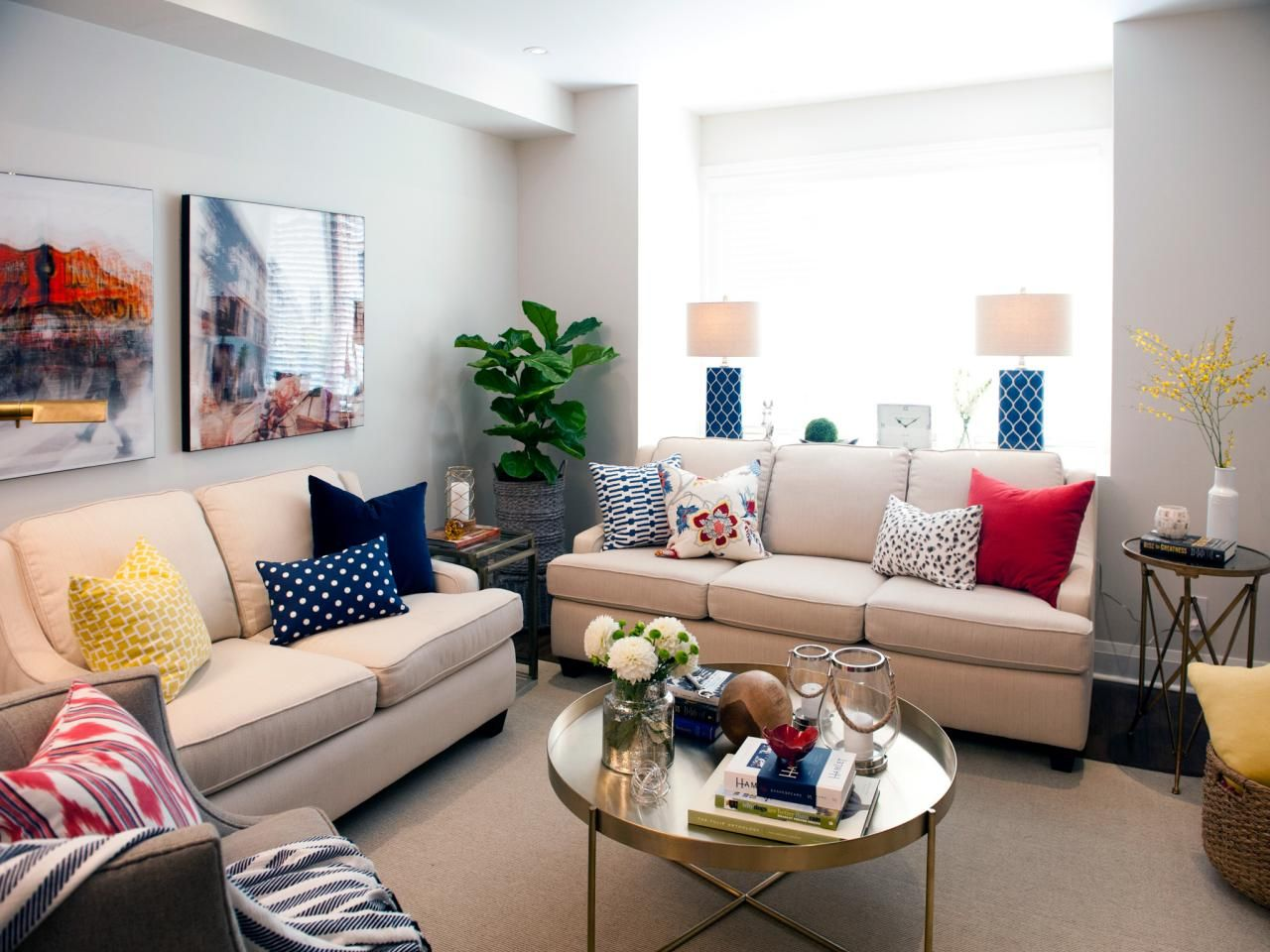 Colorful Home Makeovers From Property Brothers: Buying ...