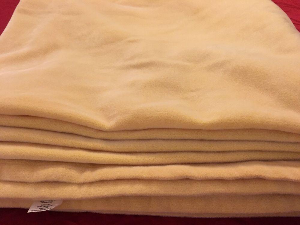Vellux King Queen Blanket Vanilla Not Yellow Not Ivory