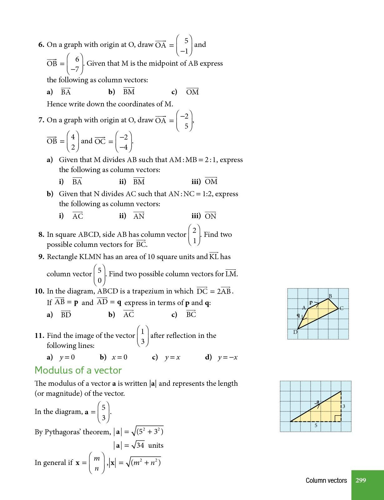 Igcse Extended Math Formula Sheet