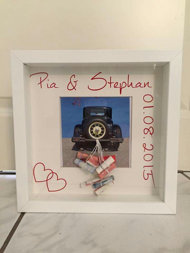Hnliches Foto Basteln Pinterest Gifts Wedding Gifts And Presents