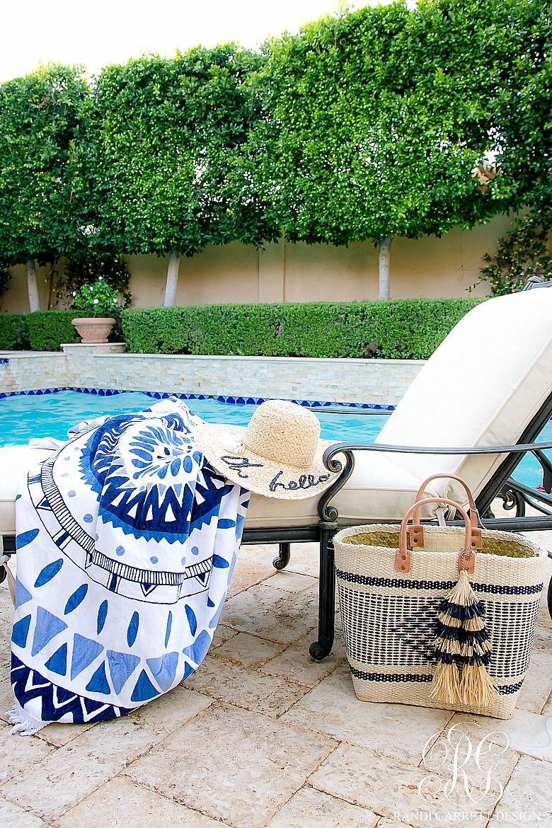 Classy One Piece Swimsuits Plus Summer Must Haves. Pool Patio ...