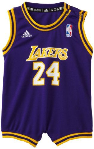 30.00- 30.00 Baby NBA Infant Los Angeles Lakers Kobe Bryant Away Onesie  Jersey - R22Uskka 94b2ecfbb