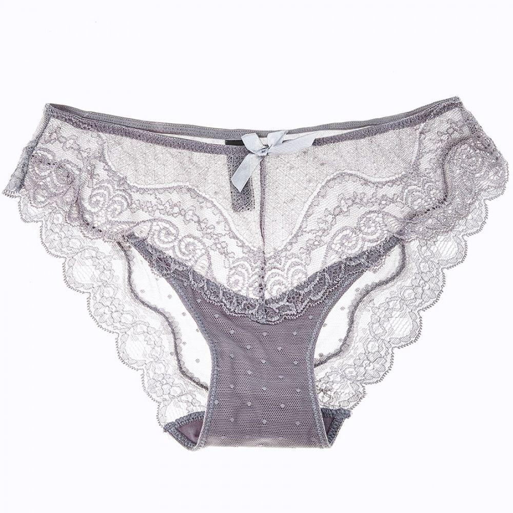 Women Panties Lingerie Tempting Briefs Cotton Low Waist Knickers Underwear Sale