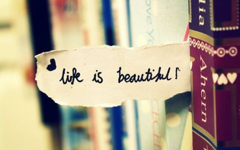 Life Is Beautiful Quotes Tumblr Life Is Beautiful Vida Frases
