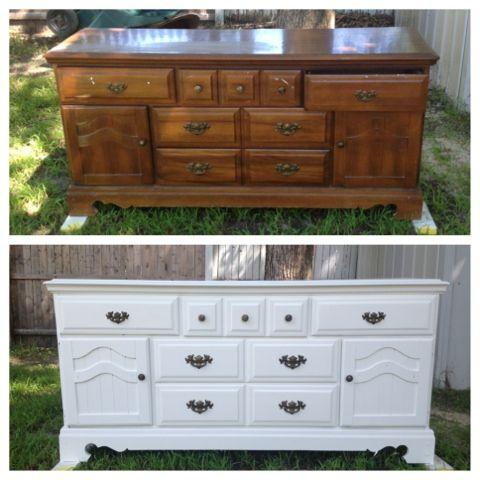 Faith Fashion Passion Diy Refinished Dresser Dresser