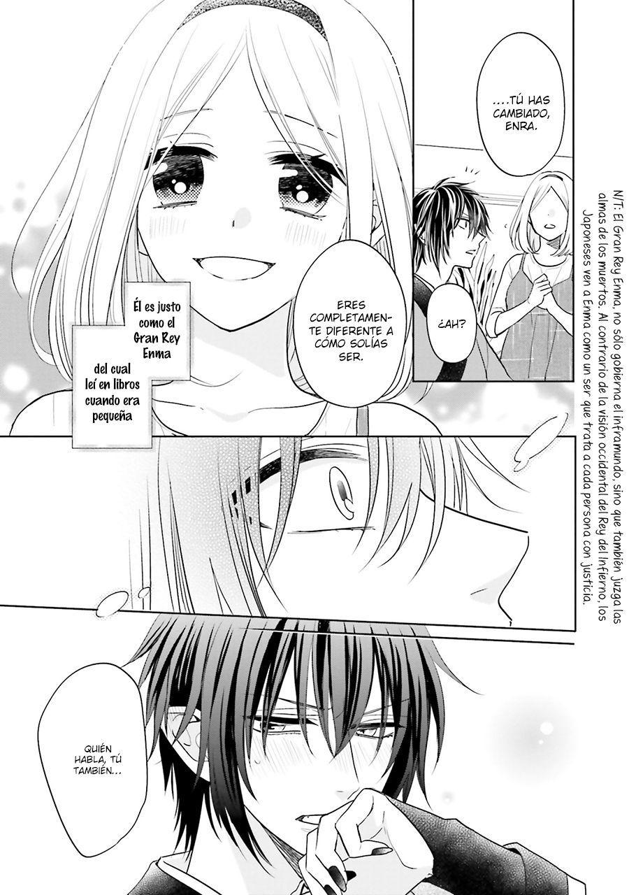 Jigoku No Enra 16 00 Por Kurotamashi World Scanlation Con Imágenes Manga Shoujo Leer Manga Manga Amor
