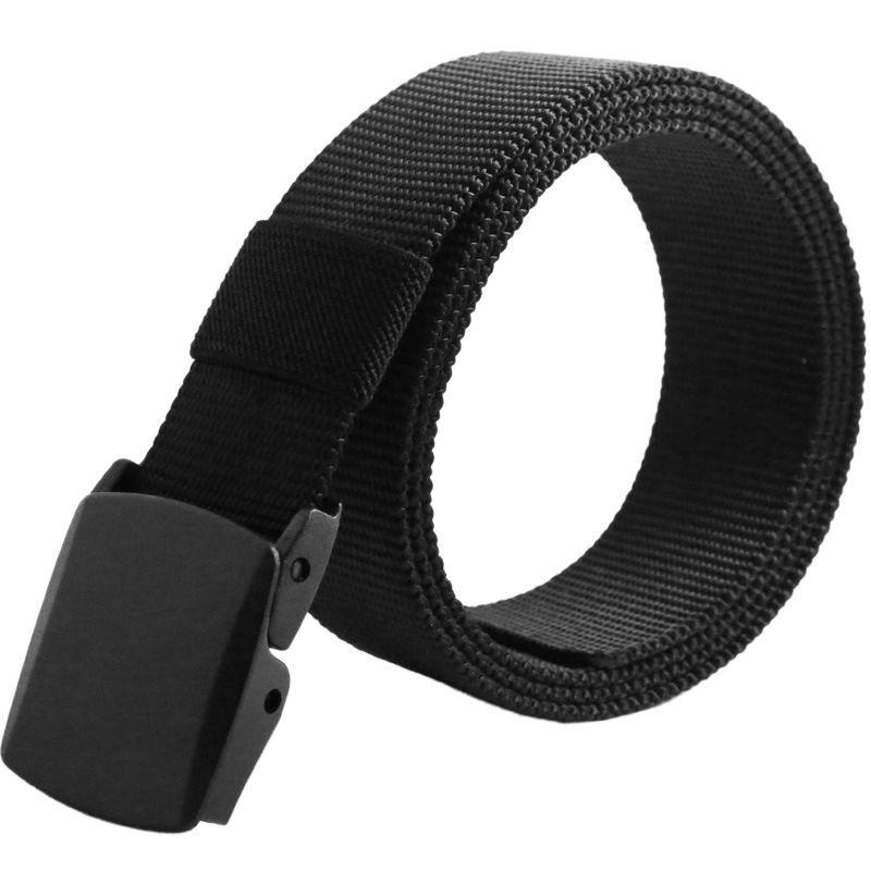 Fibbia automatica Cintura In Nylon Maschio Army Tactical Belt Uomo Vita Militare Tela Cinture Cummerbunds Cinghia di Alta Qualità