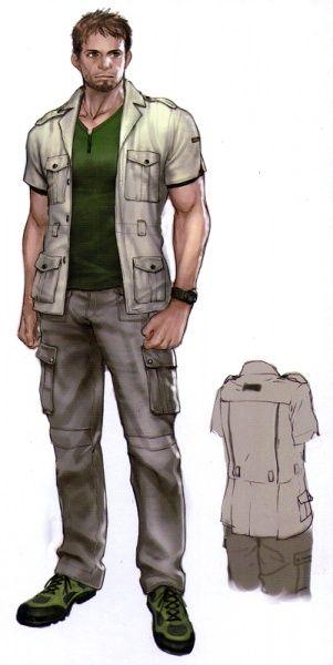Resident Evil 5 Concept Art Resident Evil 5 Resident Evil