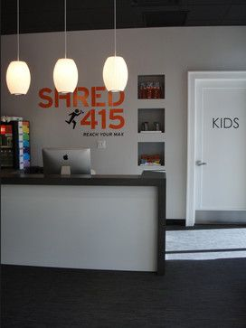 Fitness Studio Design Ideas, Pictures, Remodel, and Decor - page 2 ...