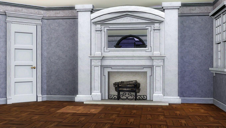 Greek Column Fireplace Google Search Greek Columns Fireplace
