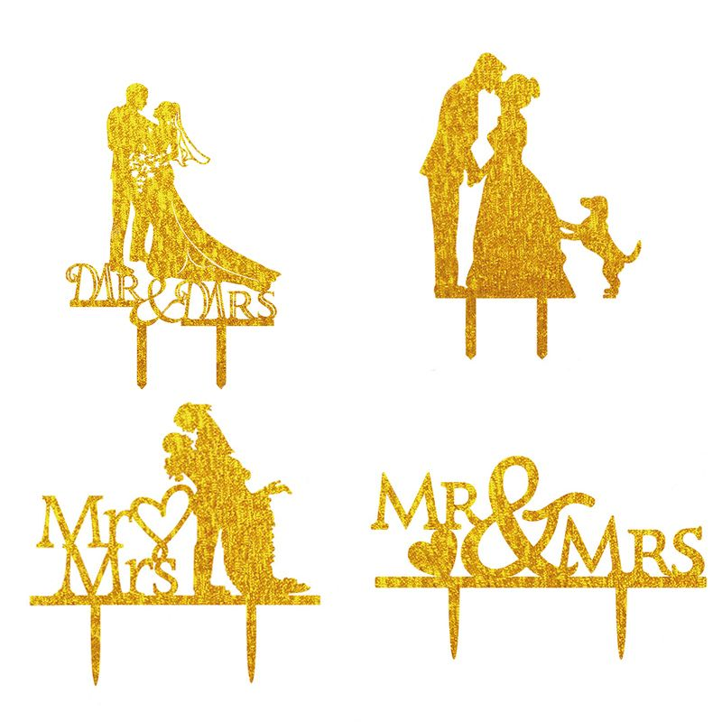 Mr and Mrs Wedding Cake Topper   Table Decor   Pinterest   Wedding ...