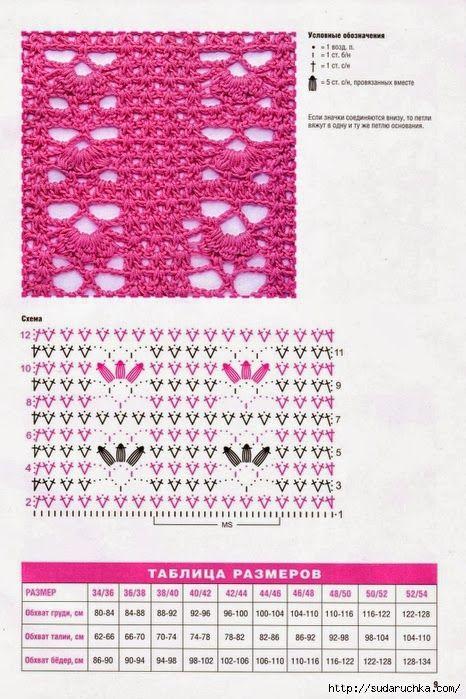 Crochet Artesanía: patrones de ganchillo | patrones crochet ...