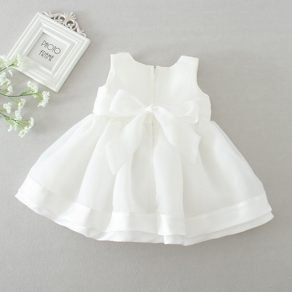 10fe79c5ae3 Baby   Toddler Clothing Baby Girl Dress Christening Baptism Gowns Sequined  Formal Dress