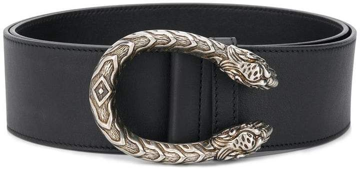 4593d0e68 Gucci tiger head buckle belt | Products in 2019 | Belt buckles, Belt ...