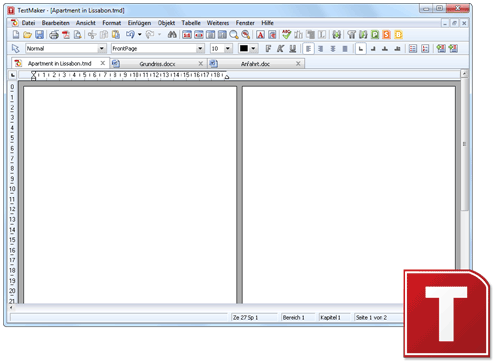 SoftMaker ist eine kostenlose Bürosoftware bzw. Textverarbeitung die ...