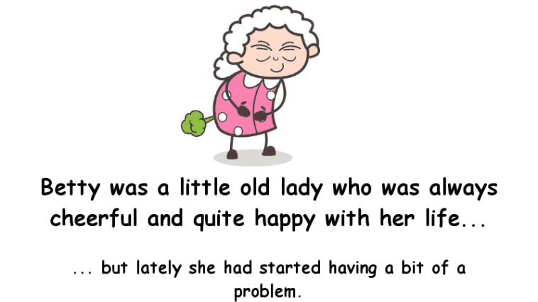 Clean Joke Old Lady With A Farting Problem Funny Long Jokes Funny Jokes Joke Of The Day