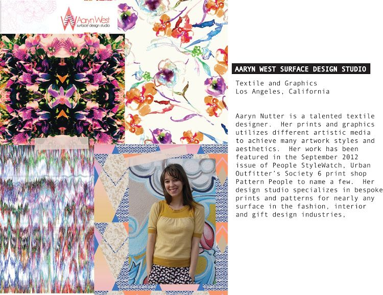 FASHION VIGNETTE: CONTRIBUTORS | Design studio, Textile ...